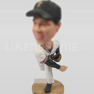 Personalized Baseball athletes bobbleheads