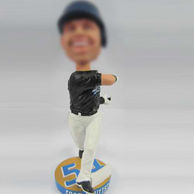 Personalized Baseball bobble head