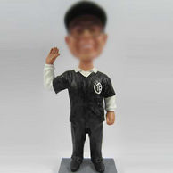Personalized custom Casual Male bobblehead doll