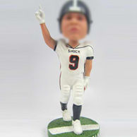 Personalized custom sports bobble head doll