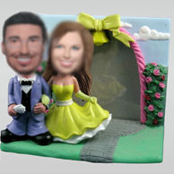 Personalized Personalized custom wedding bobbleheads