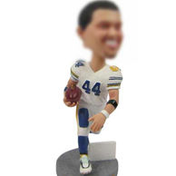 Rugby players bobble heads
