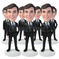 Set of 1-1000 Identical Bobbleheads