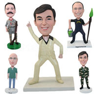 Set of 50 Different Bobbleheads