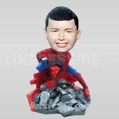 Spiderman Bobblehead-11749
