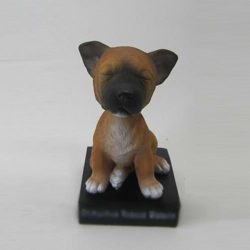 personalized custom pet dog bobbleheads buy personalized custom pet