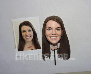 Custom Bobbleheads | Personalized Bobbleheads made from your photo-likenessme