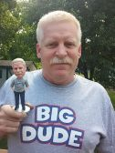 Big Dude Bobblehead